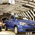 Toyota inicia segundo turno na fábrica de Sorocaba