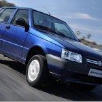 Fiat Uno Mille sai de linha no final do ano