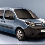 Renault Kangoo recebe facelift na Europa