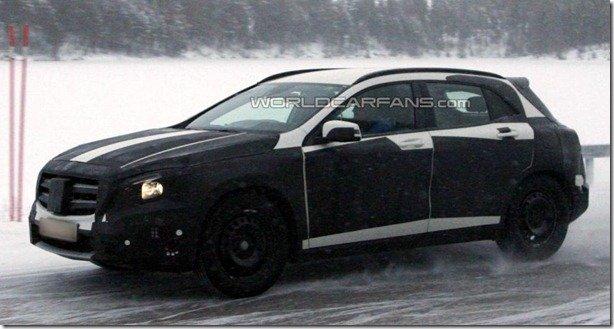 Mercedes terá 13 lançamentos até 2020