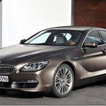 BMW Série 6 Gran Coupé é lançado por R$ 399.950