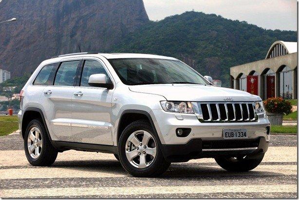 Jeep Grand Cherokee Diesel custa R$ 219.900 no Brasil