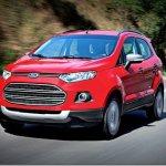 Ford EcoSport chega ao Oriente Médio este ano