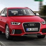 Audi apresenta o RS Q3