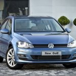 Novo Volkswagen Golf VII chega ao Brasil este ano importado da Alemanha