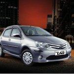 """""""Reestilizado"""", Toyota Etios 2013 é lançado na Índia"""
