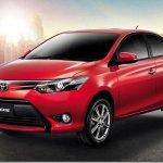 Novo Toyota Vios é lançado na Tailândia