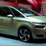 Salão de Genebra 2013 – Citroën Technospace Concept