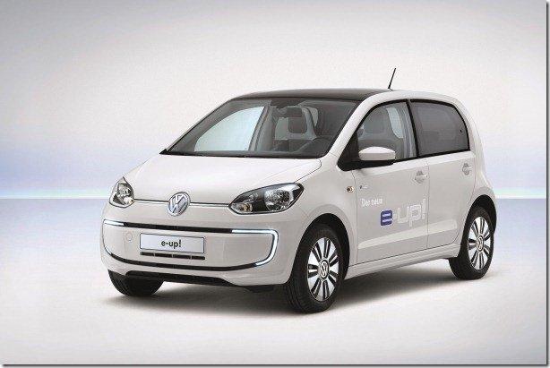 Volkswagen e-Up! ganha versão de produção