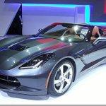 Salão de Genebra 2013 – Corvette Stingray Convertible e Coupé