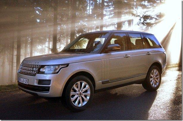 Preços do novo Range Rover Vogue partem dos R$ 551.800