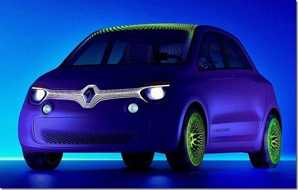 Renault revela o Twin'Z
