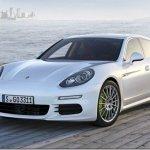 Porsche revela o Panamera 2014 com novo visual
