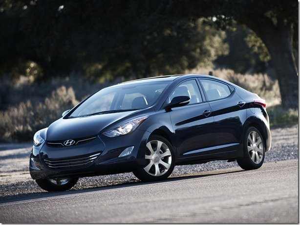 Hyundai Elantra 2.0 Flex é lançado