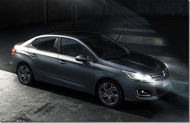 Citroën inicia produção do C4L na Argentina