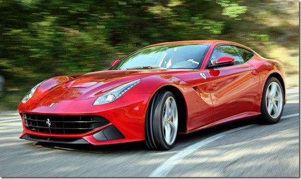 Ferrari F12berlinetta custa R$ 2,4 milhões