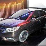 Honda Crider Concept é revelado em Xangai