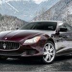 Novo Maserati Quattroporte chega em maio, e Ghibli chega ainda este ano