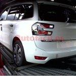 Primeiras imagens do novo Citroën C4 Grand Picasso