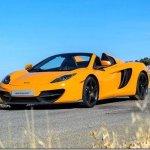 McLaren 12C e 12C Spider ganham série limitada