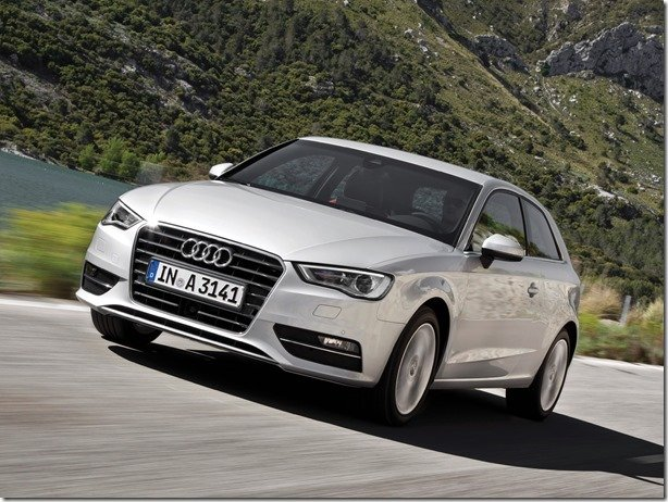 Audi A3 Sport chega custando R$ 115 mil