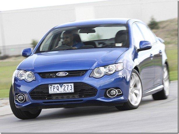 Ford encerrará produção de automóveis na Austrália em 2016