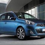 Nissan Micra está de cara nova na Europa