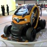 Salão de Buenos Aires – Twizy Renault Sport F1