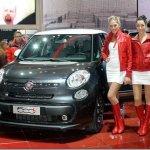Salão de Buenos Aires – Fiat mostra 500L e Panda 4X4
