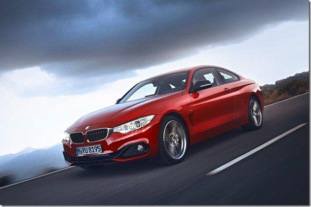 BMW apresenta o Série 4, Série 3 Coupé para os mais íntimos