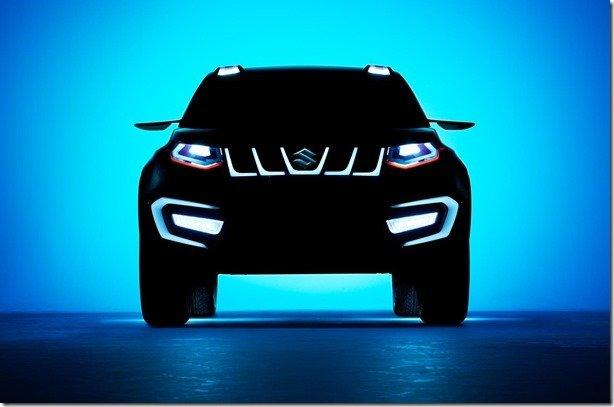 Surgem novas informações sobre o Suzuki iV-4 Concept