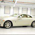 Rolls-Royce Wraith chega ao Brasil ainda este ano