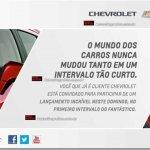 Chevrolet Tracker pode ser apresentado no Brasil neste domingo