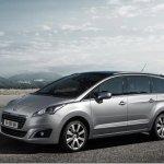 Peugeot 5008 estreia novo visual em Frankfurt