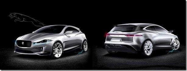 Jaguar estaria desenvolvendo um carro pequeno e com tração dianteira