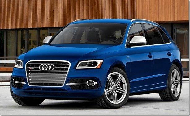 Audi SQ5 chega no início de 2014