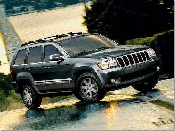 Jeep convoca Grand Cherokee para recall no Brasil