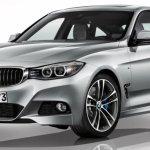 BMW Série 3 GT chega ao Brasil em outubro