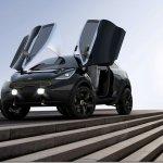 Kia leva o Niro Concept a Frankfurt. Mas só para olhar!