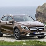 Mercedes oficializa o GLA, seu novo crossover compacto