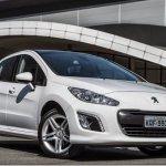 Peugeot 308 ganha câmbio automático de seis marchas