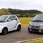 Smart ForTwo ganha série Nightstyle