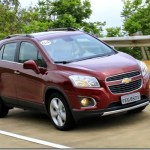 Chevrolet Tracker fica na porta de entrada para os SUVs médios, mas não entra