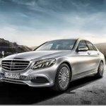 Vazam primeiras imagens do novo Mercedes Classe C