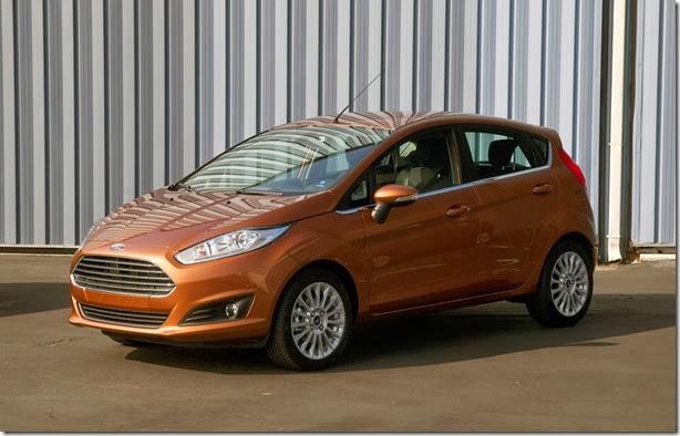 Ford Fiesta ganha motor 1.0 EcoBoost nos EUA
