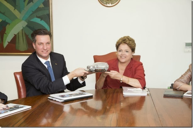 Oficial: Volkswagen Golf será fabricado no Brasil a partir de 2015
