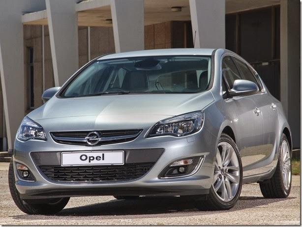 Novo Opel Astra será inspirado no Monza Concept
