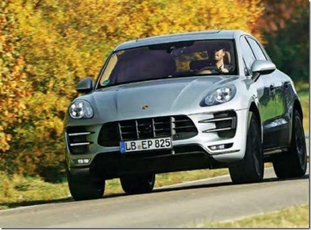 Novo Porsche Macan em detalhes