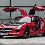 Mercedes apresenta o SLS AMG GT Final Edition