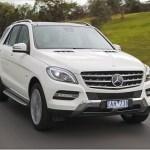 Mercedes ML 350 BlueTec é lançado por R$ 279.900